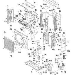 daikin air conditioning spare part 1688263 dc fan motor assy 4p169840 1 kfd 380 50 8a [ 750 x 1055 Pixel ]